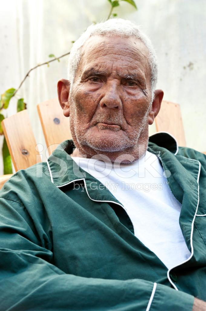 old hispanic man
