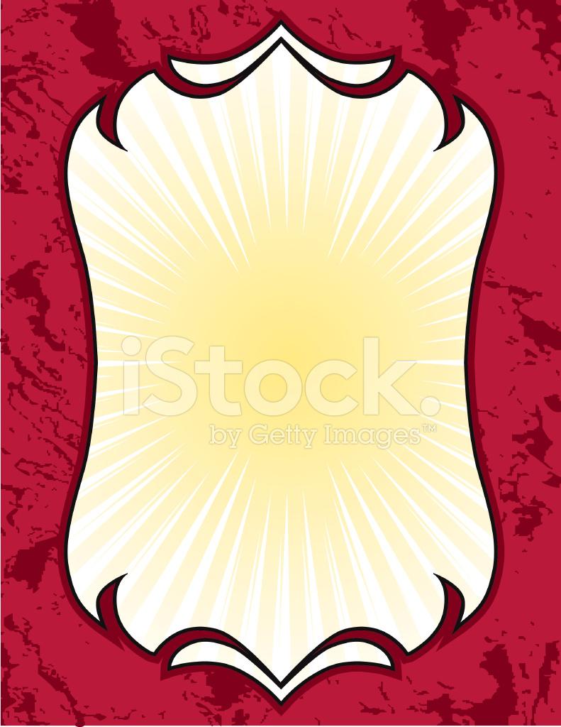 Shield plaque vector