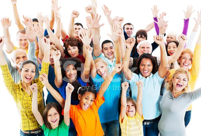 Resultado de imagen de Fotos de personas muy felices