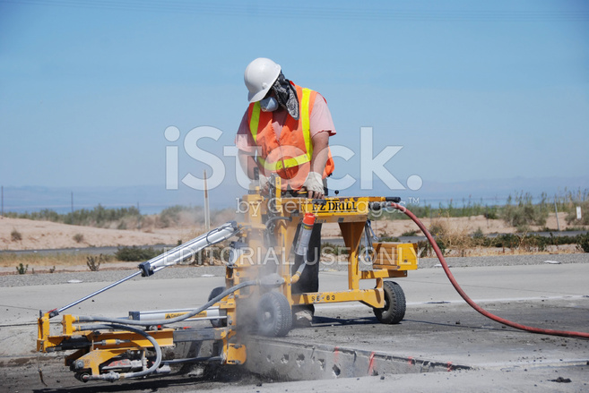 Construction Worker IS Drilling Stock Photos - FreeImages.com  Construction Wo...