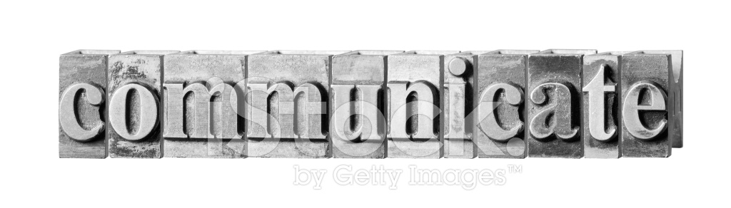 Metal Block Letters Adorable Communicate Written In Metal Printers Block Letters Stock Photos Design Inspiration