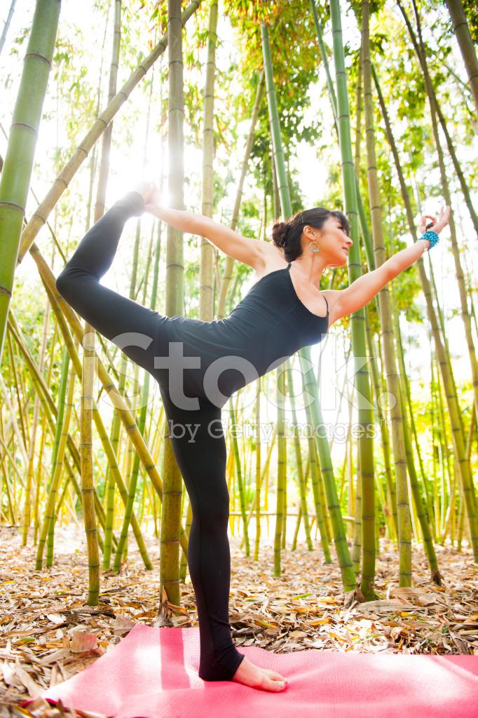 Bamboo Yoga Stock Photos - FreeImages.com