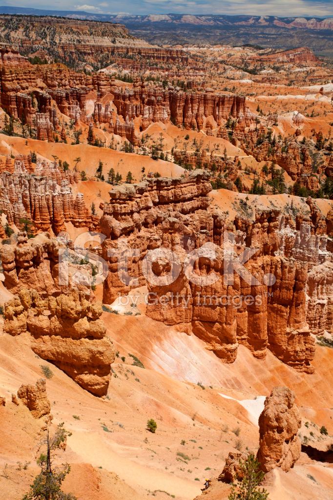 Bryce Canyon National Park At Sunrise Utah Usa