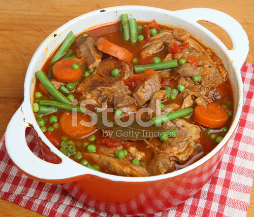 Navarin of lamb stew stock photos for Navarin recipe