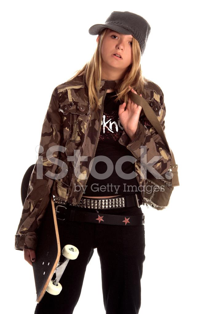 Skater Girl Stock Photos - FreeImages.com 4b7bf0ad7
