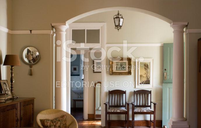 intrieur dun style colonial durban afrique du sud 1927 maison