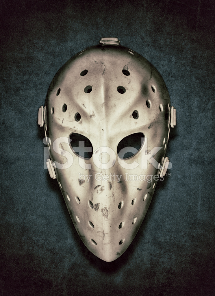 Vintage Hockey Goalie Mask Stock Photos Freeimages Com
