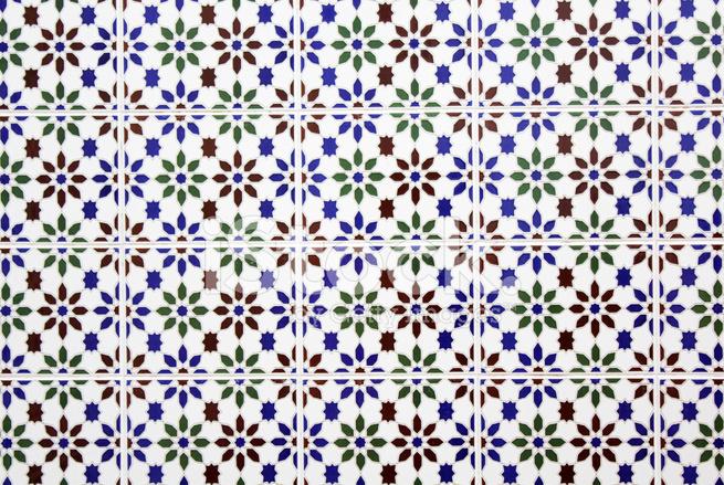 Azulejos andaluz de una casa fotograf as de stock for Casa de azulejos cordoba