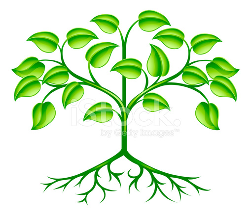 premium stock photo of stylised tree design