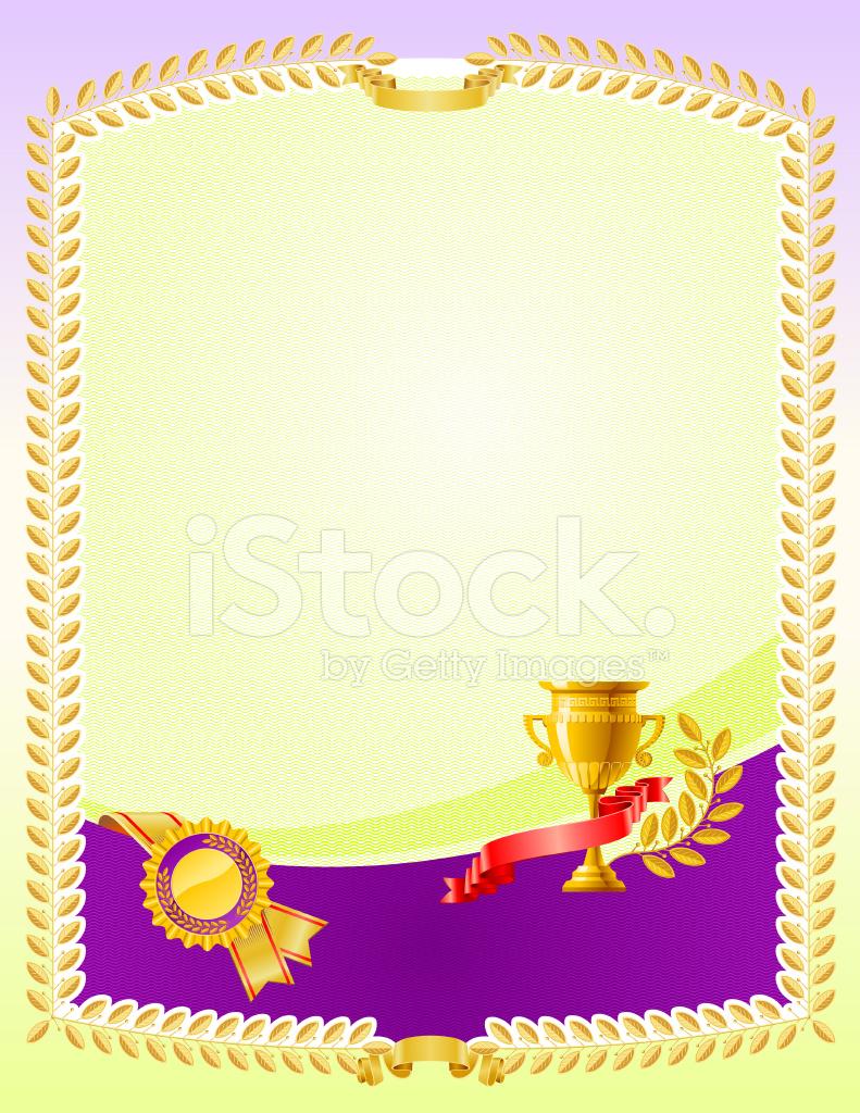 Certificate award stock vector freeimages certificate award 1betcityfo Choice Image