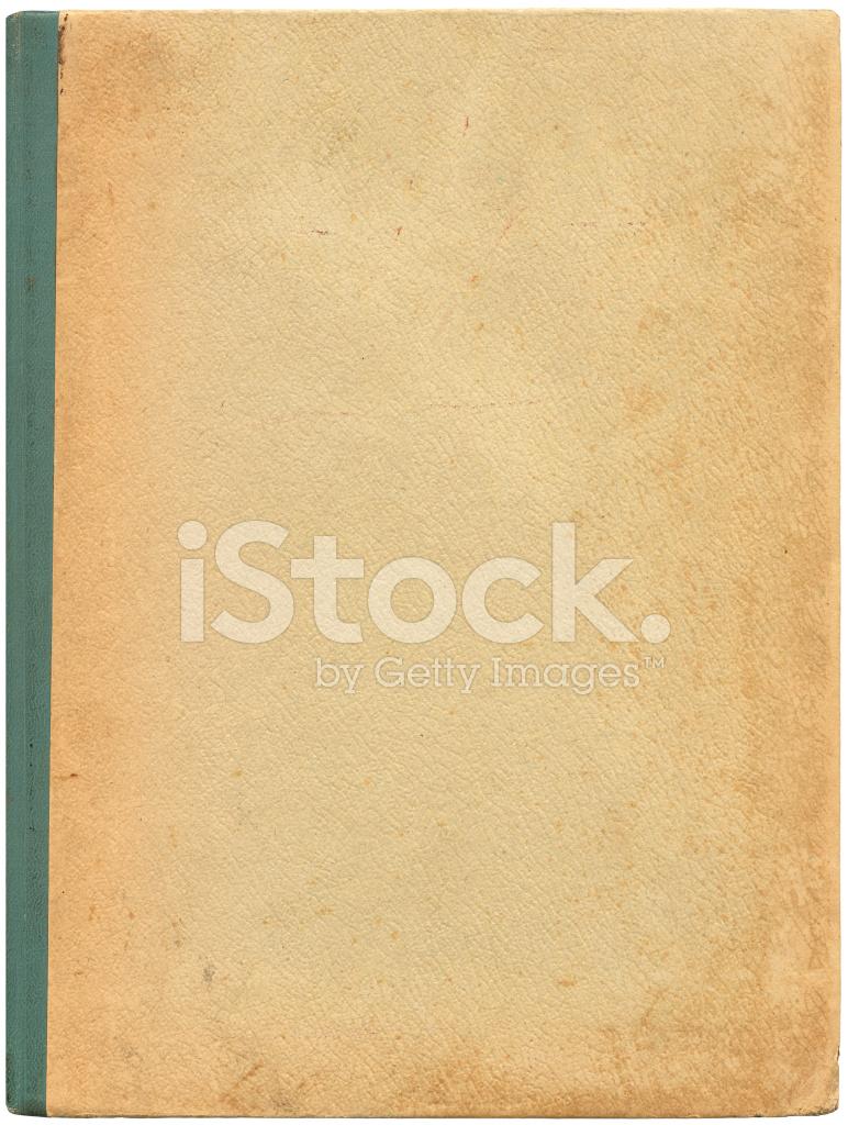 Antique Blank Book Cover Xl stock photos - FreeImages.com