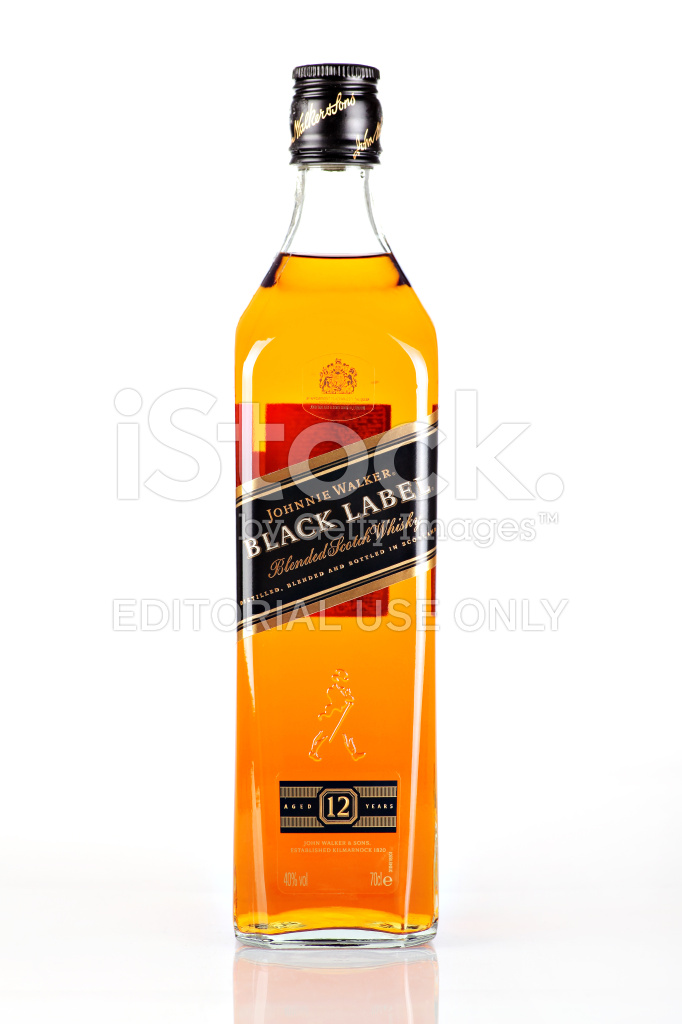 Johnnie Walker Black Label Whiskey Stock Photos Freeimages