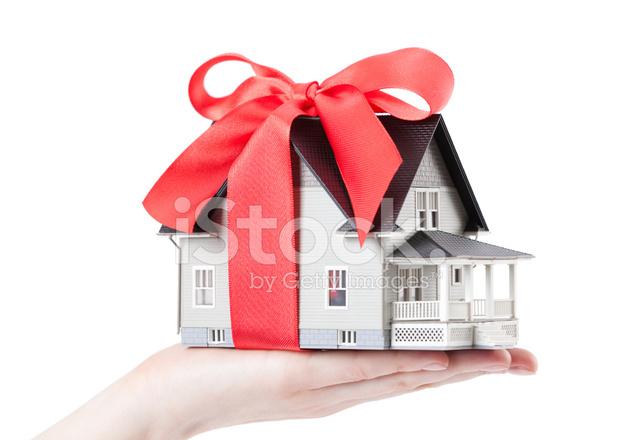 Для частного дома подарок 43