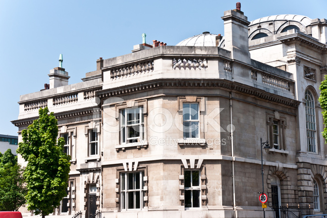 Premium Stock Photo Of London Architecture Classic Stone Townhouse Facade