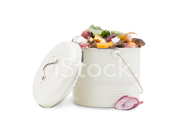 Küche Kompost Eimer Stockfotos - FreeImages.com