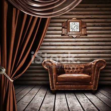 Interieur Der Zimmer (vintage) Stockfotos - FreeImages.com