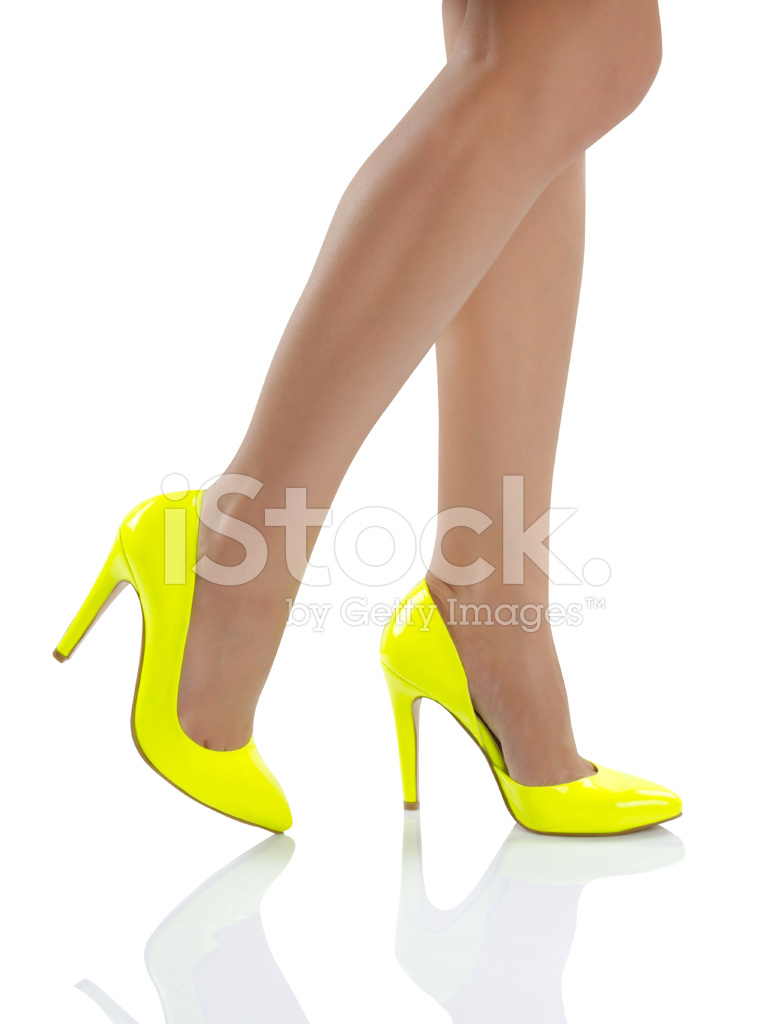 Sexy Legs With High Heels Stock Photos Freeimages Com
