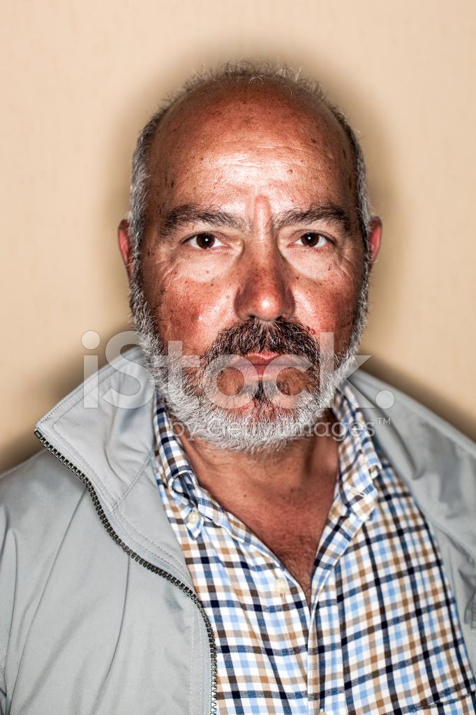 Retrato DE Homem Sênior Fotos do acervo - FreeImages.com 3f93c0c96b3