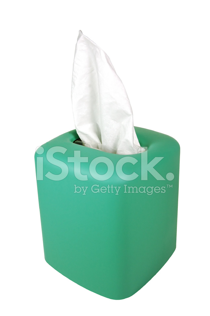 Tissue dispenser stock photos - Nose tissue dispenser ...