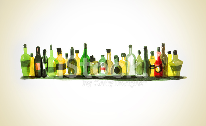 Glass Painting Alcohol