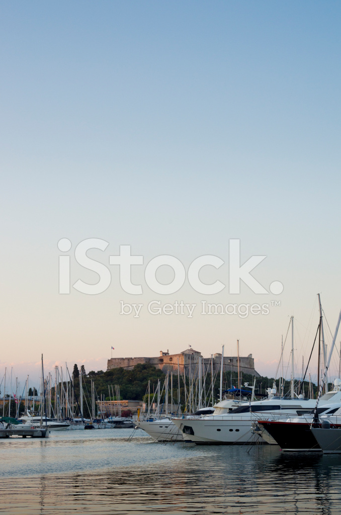 Antibes Frankrike Stockfoton Freeimages Com