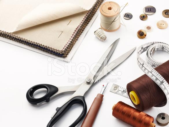 Tailoring Tools Stock Photos Freeimages Com