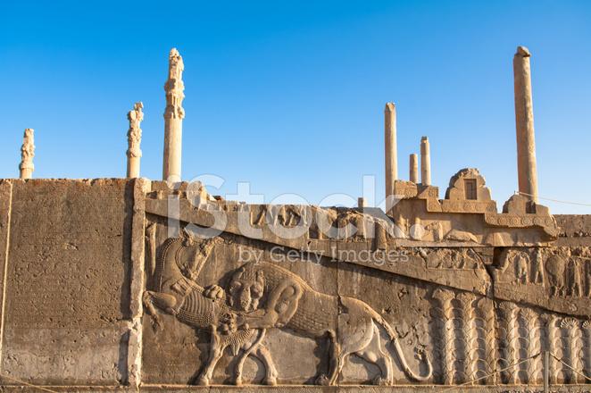 Iran Persepolis Fotografie Stock Freeimages Com