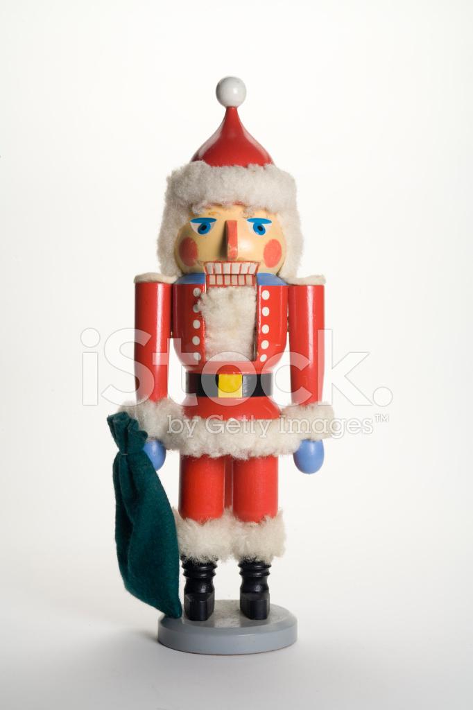 Nutcracker Santa Claus Stock Photos Freeimages Com