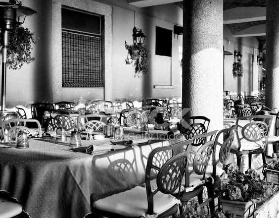 Restaurante Blanco Y Negro Fotografías de stock - FreeImages.com