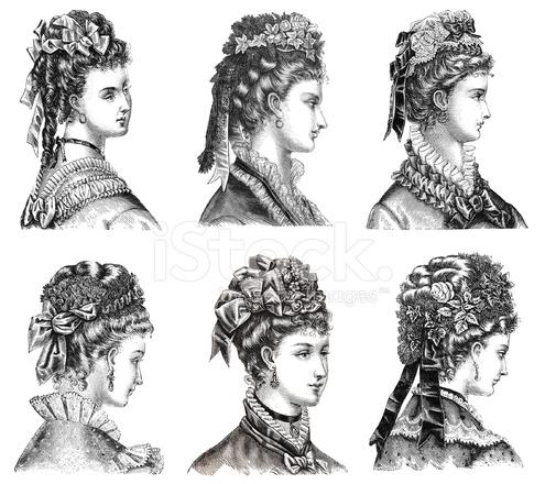 维多利亚时代的发型 照片素材 Freeimages Com