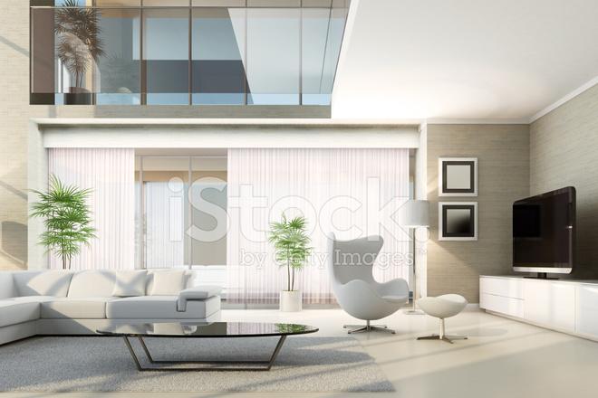 Luxus Villa Interieur Stockfotos - FreeImages.com