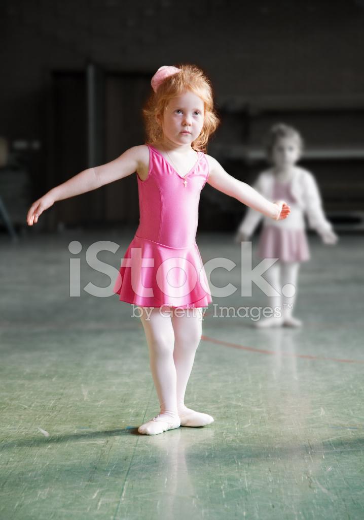 befe05cbc7e2 Little Girl AT The Ballet Class Stock Photos - FreeImages.com
