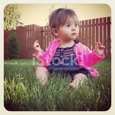 9 Month Old Baby Girl Stock Photos - FreeImages.com