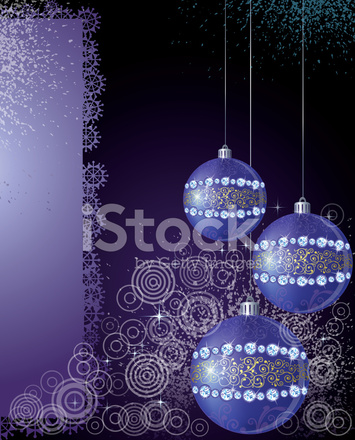 magical new years background