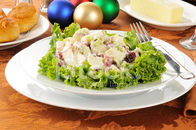 Waldorf Salatası Stok Fotoğrafları Freeimagescom
