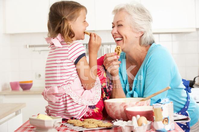 Granny S Cookies Design