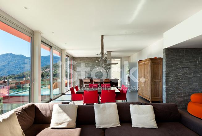 Moderner Stil, Wohnzimmer