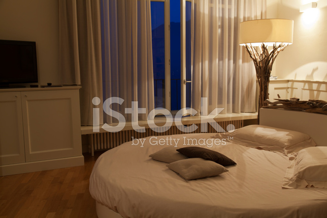 Premium Stock Photo Of Romantisches Schlafzimmer AM Abend