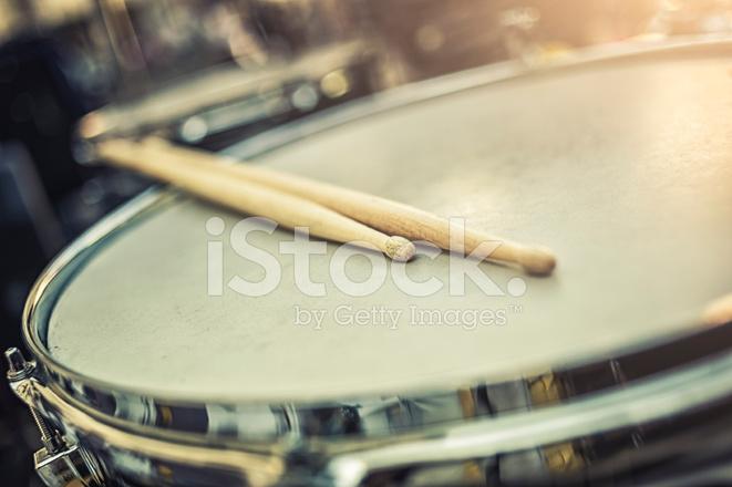 snare drum and drumsticks stock photos. Black Bedroom Furniture Sets. Home Design Ideas