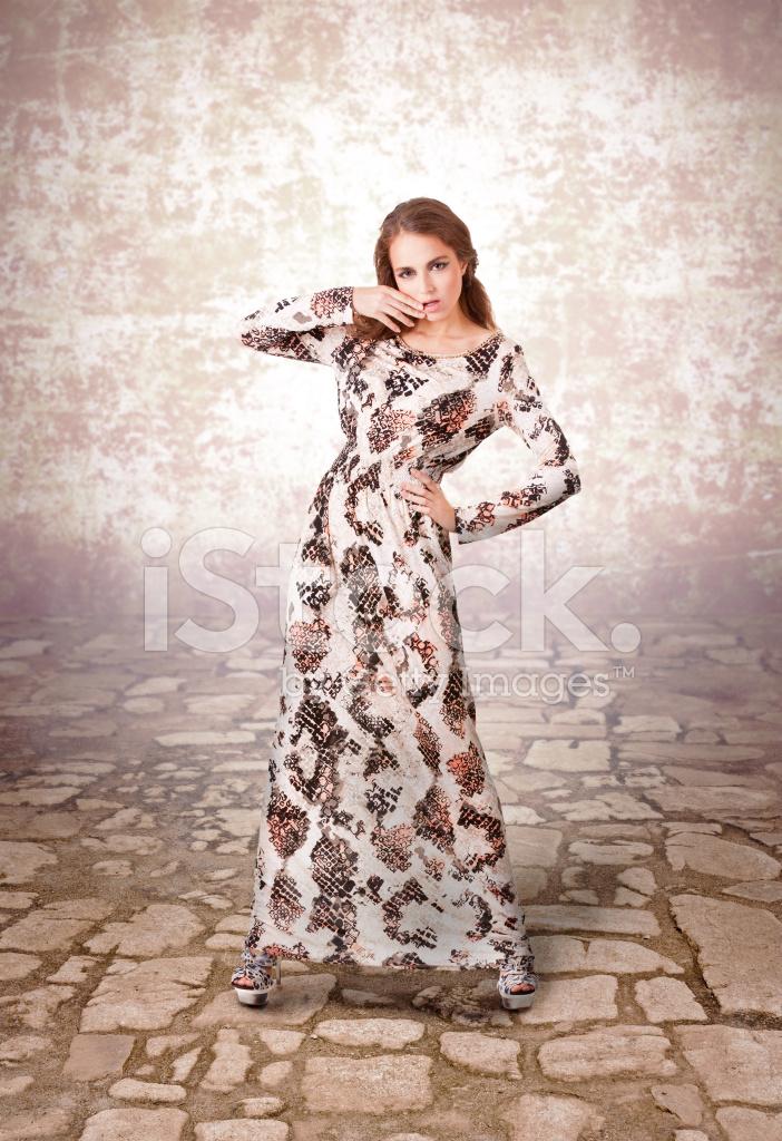size 40 ad92c 28de8 Signora Elegante Eleganza Glamour Fashion Abito Fotografie ...