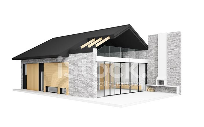 AuBergewohnlich Kleines Modernes Haus