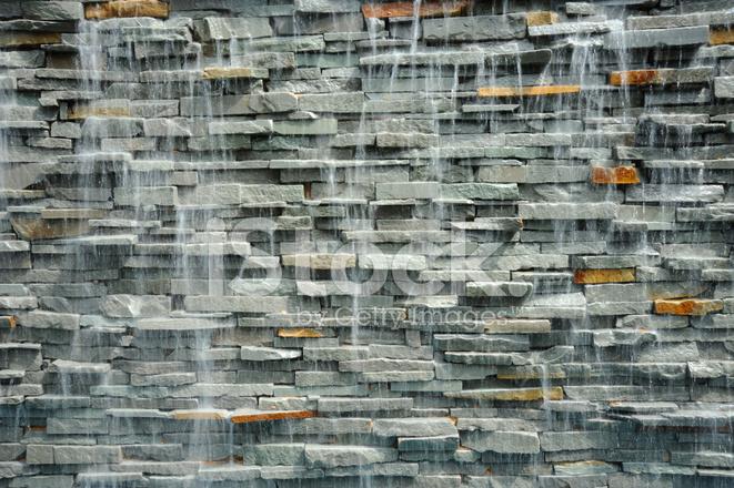Wand Wasserfall Stockfotos Freeimages Com