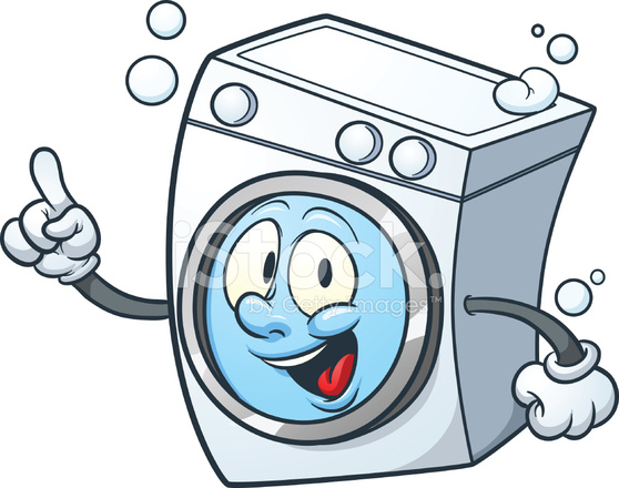 Bildresultat för tvättmaskin tecknad