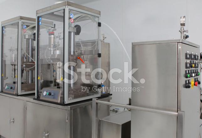 pharmaceuticals machine
