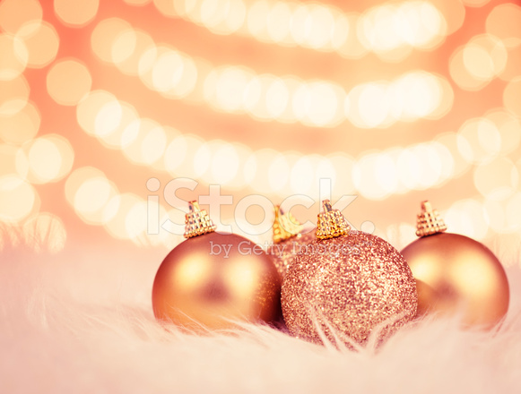 Kerstdecoratie Verlicht Stockfoto\'s - FreeImages.com