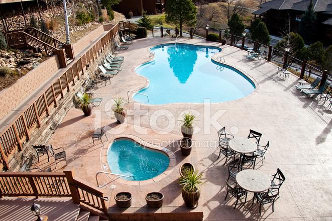 Hotel Cheyenne Swimming Pool