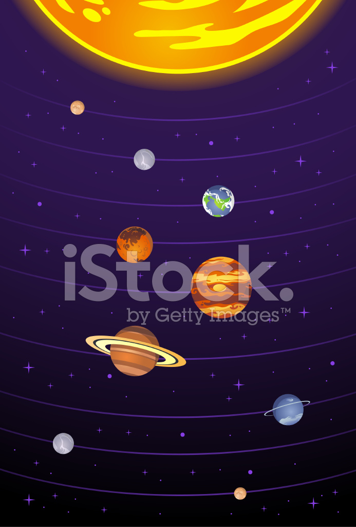 solar system vertical line pics about space - 693×1024