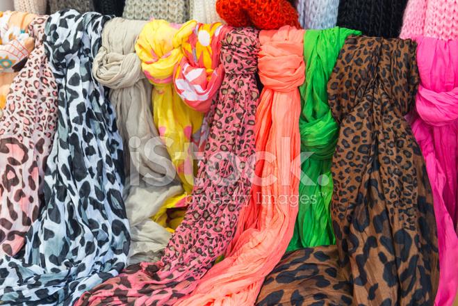 Stoffen in verschillende kleuren stockfoto s freeimages