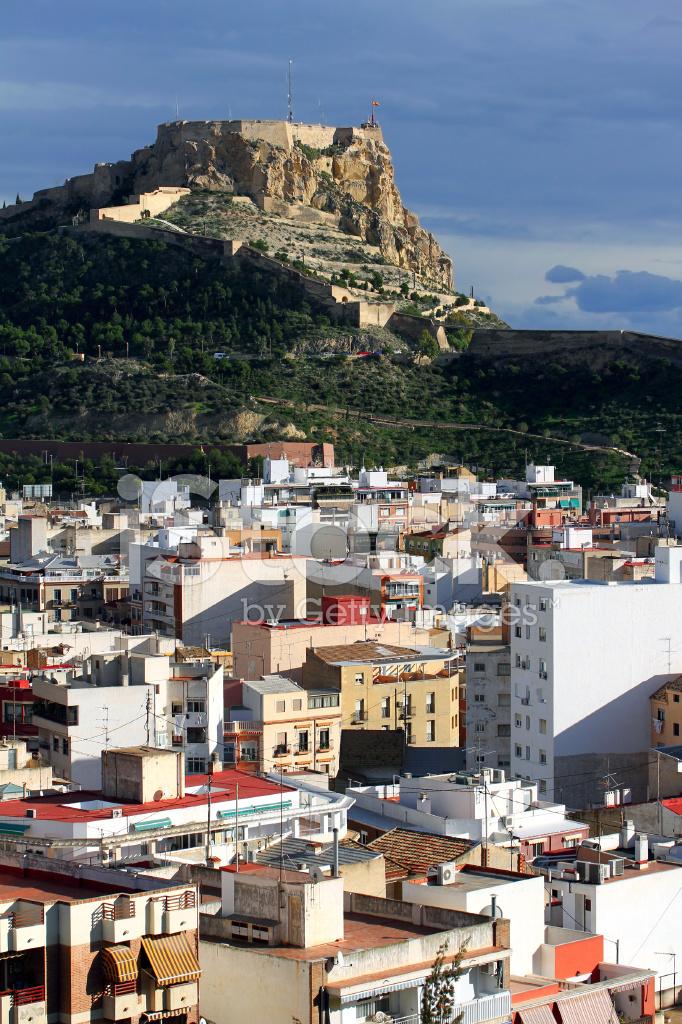 Города провинции аликанте испания