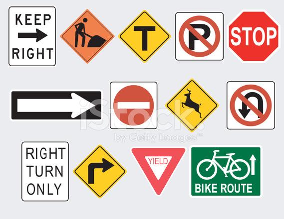 image gallery outdoor common signs symbols
